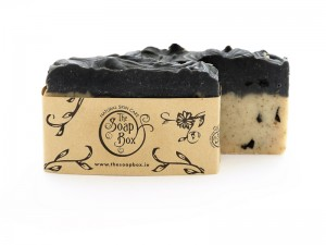 Seaweed soap made in Ireland