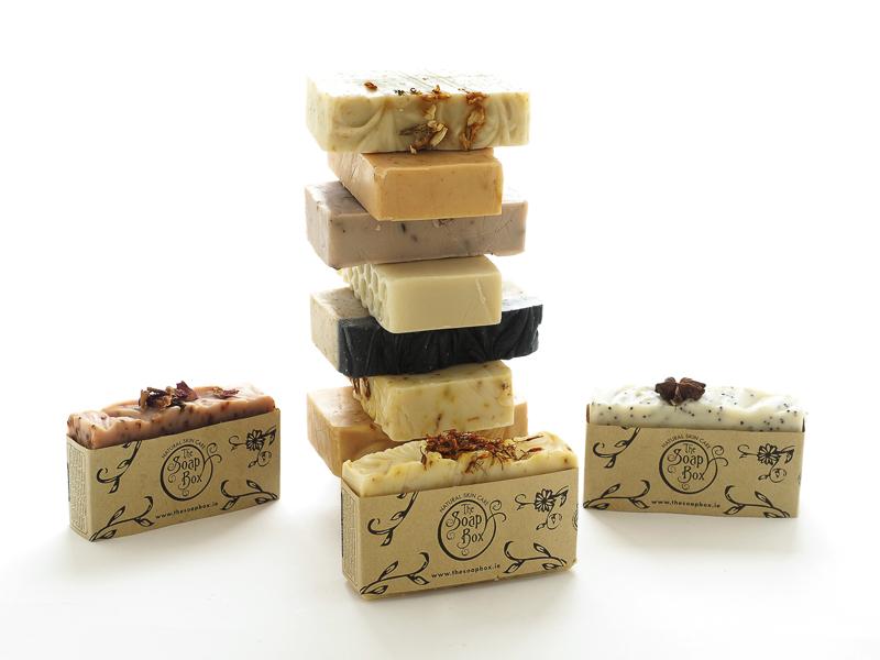 Natural Soaps Handmade in Ireland