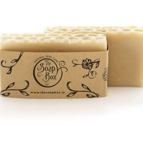 sensitive skin, natural handmade soap