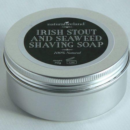 Irish Stout & Seaweed