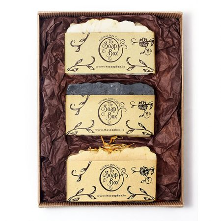 Luxury Three Soap Gift Set